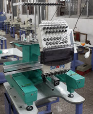China Easy Portable Cap Embroidery Machine supplier