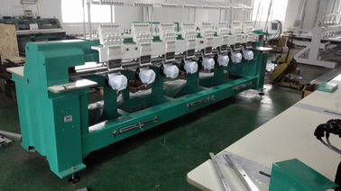 China Tubular Embroidery Machine / Computer Controlled Embroidery Machine 1000000 Stitches supplier