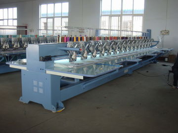 China 15 Head Cross Stitch Embroidery Machine High Speed 16000000 Stitches Memory capacity supplier