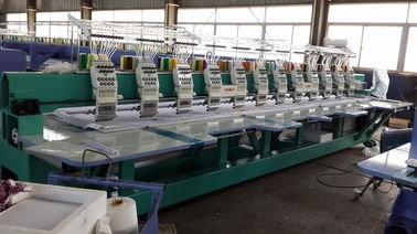 China Electronic Flat Embroidery Machine / Thailand Lace Embroidery Machine Multipurpose supplier