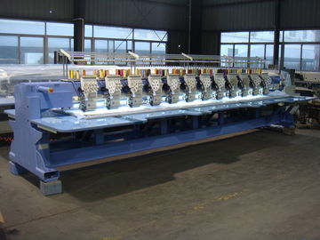 China Finished Garments / Shirt Embroidery Machine Support Multi Languages supplier
