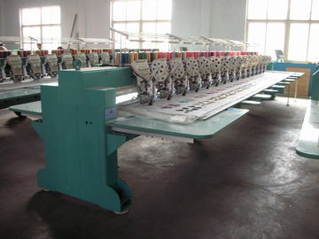 China Multipurpose Single Sequin Embroidery Machine , Industrial Monogramming Machine supplier