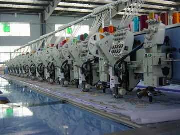 China Customized Cording Embroidery Machine , Monogramming Machine For Small Business supplier