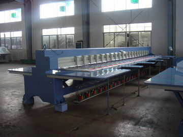 China 10 Inch Monitor Chenille Chain Stitch Embroidery Machine With Dahao Servo Motor supplier