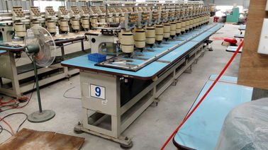 China 2nd Hand Barudan 7 Needle Embroidery Machine For Business BEMS-YS-17T supplier