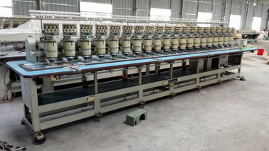 China Commercial Used Barudan Embroidery Machine With Automatic Color Changing  supplier