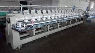 China Refurbished Barudan Embroidery Machine 20 Head Support Multi Languages supplier
