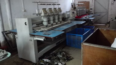 China High Resolution Used Barudan Embroidery Machine Computerized BENYH-YN-4 supplier