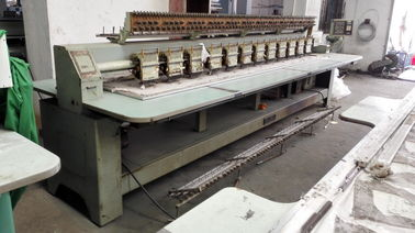 China Computerized Used Tajima Embroidery Machine With CE / ISO Approve supplier