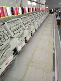 China Used SWF Multi Needle Embroidery Machine 2Nd Hand Embroidery Machine supplier