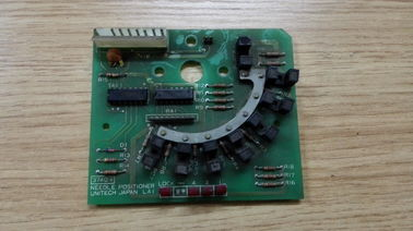 China Customized Barudan Embroidery Machine Parts 3740a Electronic Board supplier