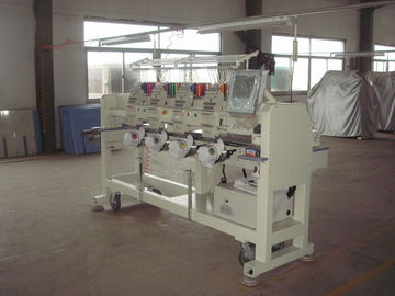 China Professional 9 Needle 4 Head Embroidery Machine For Home Business factory
