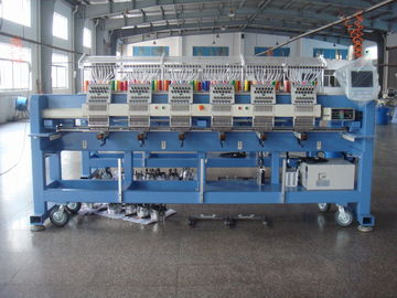 China 906 Electronic Embroidery Machine , Programmable Embroidery Machine With USB Port factory