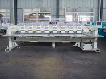 China Computer Controlled Embroidery Machine , Embroidery Computer Machine With Automatic Thread Trimmer distributor