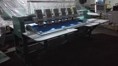China Second Hand Tajima Embroidery Machine , Used Embroidery Equipment With 850rpm Work Speed factory