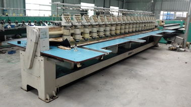 China 50Hz Used Barudan Embroidery Machine Commercial Computerized Embroidery Machine distributor