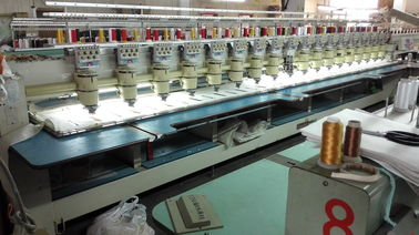 China High Efficiency Used Barudan Embroidery Machine Multi Needle For Cap T Shirt distributor