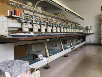 China Multi Thread Used Barudan Embroidery Machine 2Nd Hand Embroidery Machine factory
