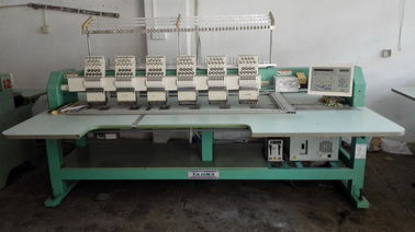 China Multi Functional Used Tajima Embroidery Machine With Digital Control distributor