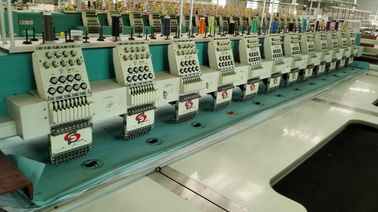 China 900rpm Digital Used Tajima Embroidery Machine Used Embroidery Equipment distributor