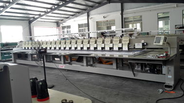 China 20 Head Used SWF Embroidery Machine Second Hand Embroidery Machines distributor