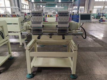China Dahao 285A Computer Two Head Embroidery Machine With Table Small And Exquisite factory